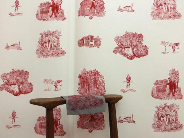 Papier peint - Installer du papier peint ...